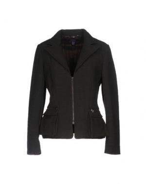 Куртка CANTARELLI. Цвет: темно-коричневый