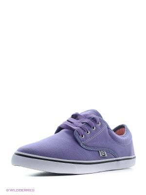 Кеды 4U. Цвет: темно-фиолетовый
