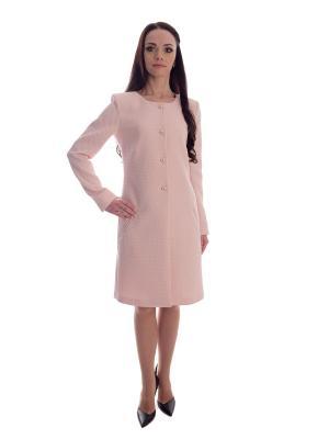 Жакет BLAUZ. Цвет: розовый