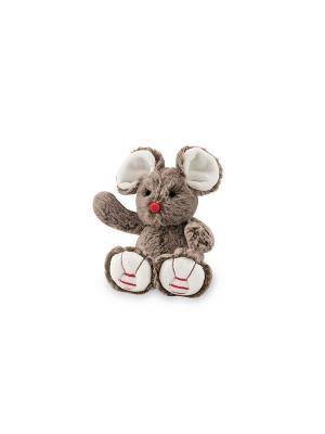 Серия Руж - Мышка маленькая Kaloo. Цвет: коричневый
