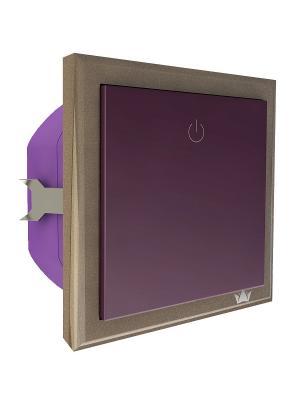 Выключатель Brenin Mount Switch MSW-01L. Цвет: лиловый