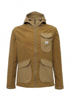 Куртка Penfield. Цвет: коричневый