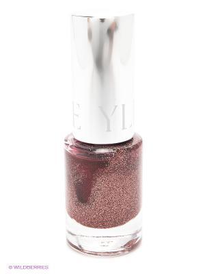 Лак для ногтей Гламур, тон 96 YLLOZURE. Цвет: лиловый, серебристый
