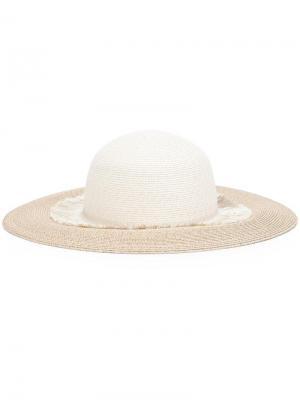 Шляпа Honey Eugenia Kim. Цвет: телесный
