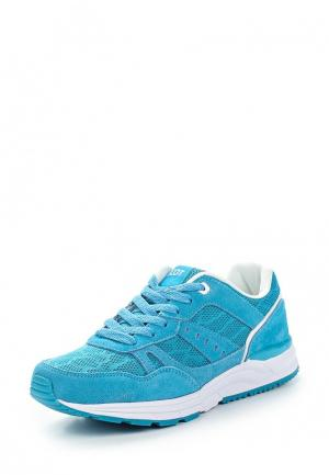 Кроссовки Ascot. Цвет: голубой