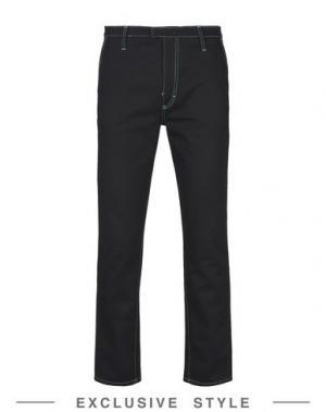 Повседневные брюки ARTHUR ARBESSER x YOOX. Цвет: черный