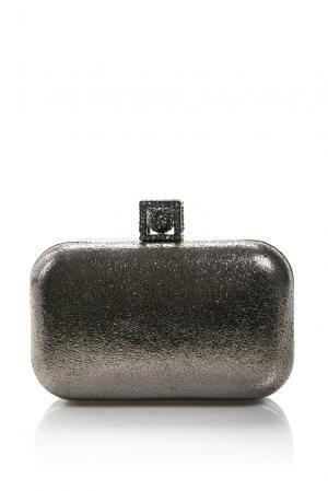 Клатч с цепочкой 159946 Bourne. Цвет: серый