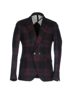 Пиджак DOUBLE BLACK. Цвет: черный