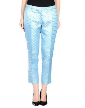 Повседневные брюки TRĒS CHIC S.A.R.T.O.R.I.A.L. Цвет: небесно-голубой