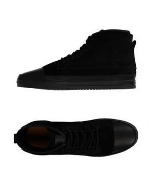 Высокие кеды и кроссовки CLAE. Цвет: черный