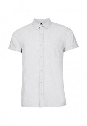 Рубашка Topman. Цвет: серый
