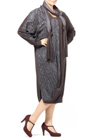 DRESS Zedd Plus. Цвет: black and anthracite