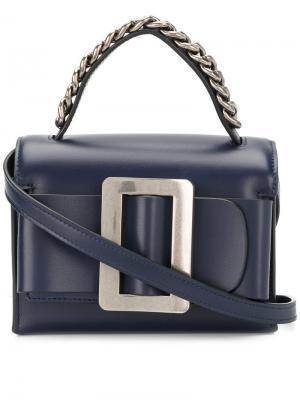 Belt buckle bag Boyy. Цвет: синий