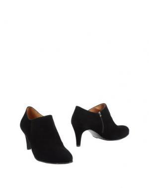 Ботинки MARIAN. Цвет: черный