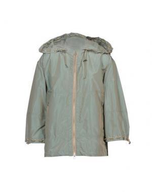 Куртка 313 TRE UNO. Цвет: светло-зеленый