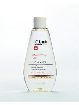 Мицеллярная вода I.C.Lab Individual cosmetic. Цвет: прозрачный