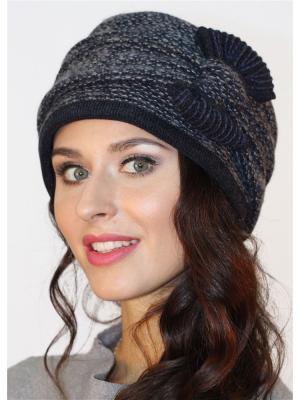 Шляпа Сиринга. Цвет: серый, синий