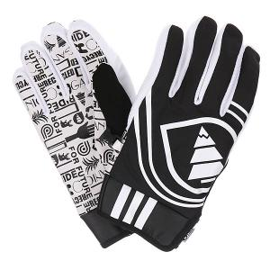 Перчатки сноубордические  Flasher Black Picture Organic. Цвет: черный