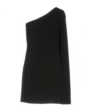 Короткое платье JILL STUART. Цвет: черный