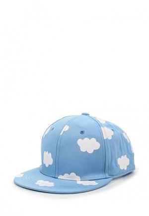 Бейсболка Kawaii Factory. Цвет: голубой