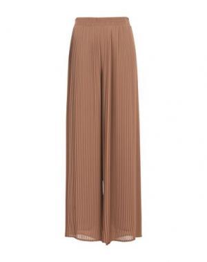 Повседневные брюки GIORGIO GRATI. Цвет: светло-коричневый