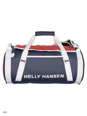 Сумка HH DUEL BAG 2 30L Helly Hansen. Цвет: темно-синий, синий