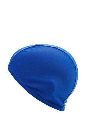 Шапочка для плавания Speedo. Цвет: синий