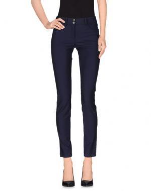 Повседневные брюки ELISABETTA FRANCHI. Цвет: темно-фиолетовый