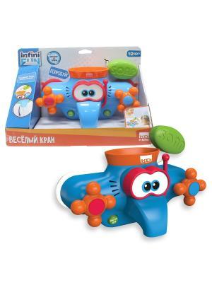 Игрушка для ванной 1Toy. Цвет: серый