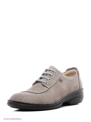 Ботинки ортопедические Finn Comfort. Цвет: серый