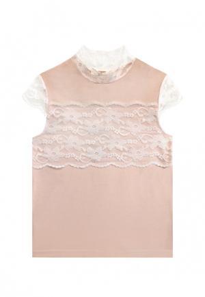 Блуза AnyKids. Цвет: розовый