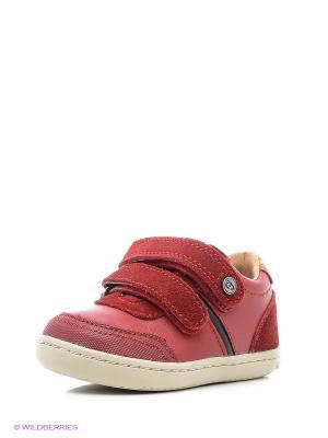 Ботинки Mayoral. Цвет: красный