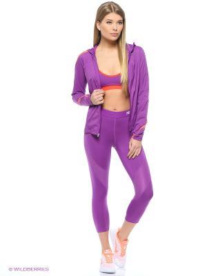 Ветровка IMPOSSIBLY LIGHT JKT HOODED Nike. Цвет: фиолетовый