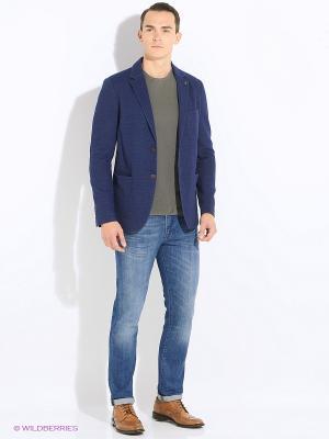 Пиджак MEXX. Цвет: синий, серый, терракотовый