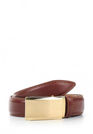 Ремень Olio Rosti. Цвет: коричневый
