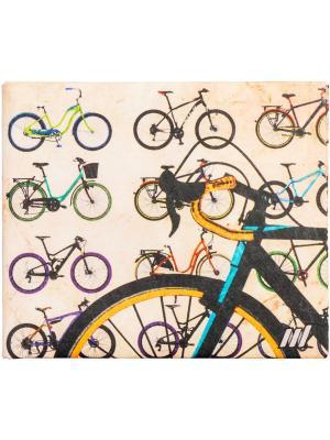 New  Bike wallet. Цвет: бежевый