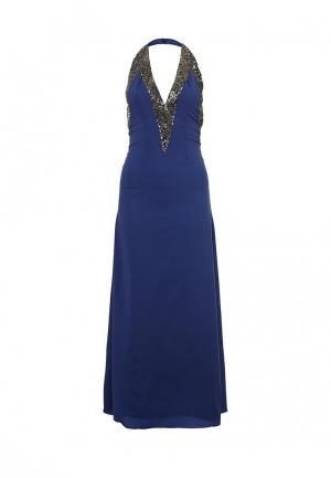 Платье Catwalk88. Цвет: синий