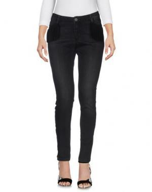 Джинсовые брюки 2ND ONE. Цвет: черный