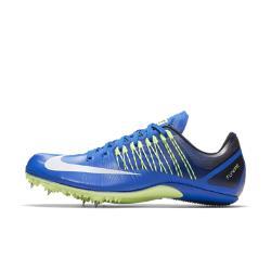 Шиповки унисекс для бега на короткие дистанции  Zoom Celar 5 Nike. Цвет: синий
