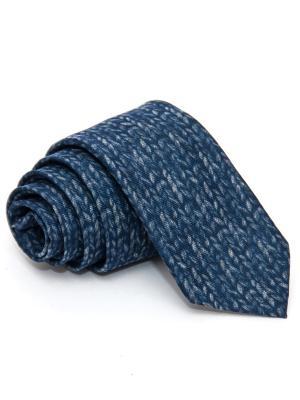 Галстук Churchill accessories. Цвет: голубой, синий