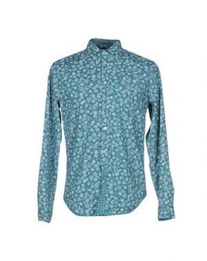 Pубашка RA-RE. Цвет: зеленый