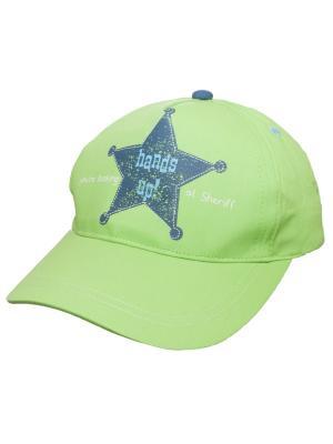 Бейсболки YO!. Цвет: светло-зеленый