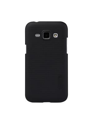 Samsung J1 Nillkin Super frosted shield. Цвет: черный