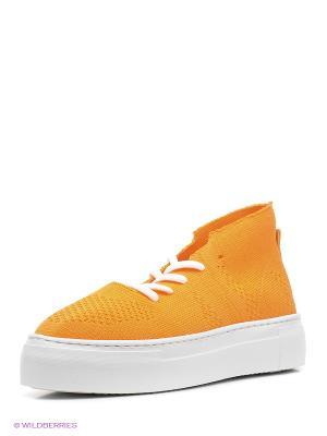 Кеды Benta. Цвет: оранжевый