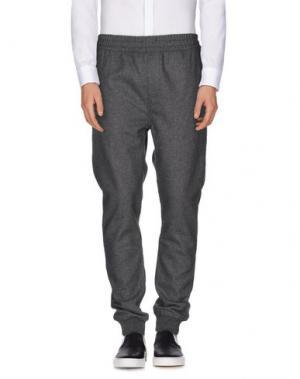 Повседневные брюки ALTAMONT. Цвет: свинцово-серый