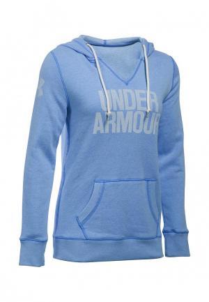 Худи Under Armour. Цвет: голубой