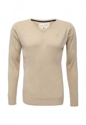 Пуловер Soulstar. Цвет: бежевый