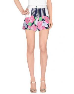Повседневные шорты CATERINA GATTA. Цвет: розовый