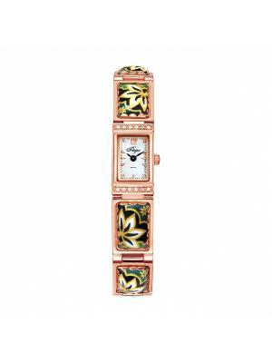Часы Mikhail Moskvin. Цвет: черный, зеленый, золотистый