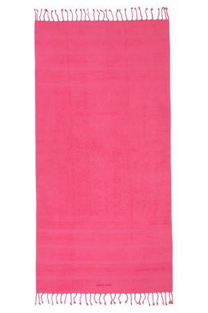 Пляжное полотенце, 80х160 Marie claire. Цвет: fuchsia